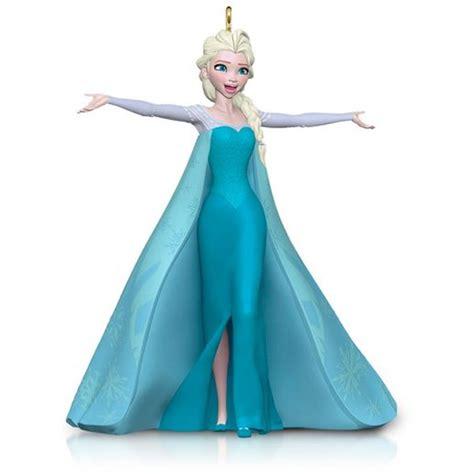 hallmark 2015 let it go disney frozen elsa magic christmas