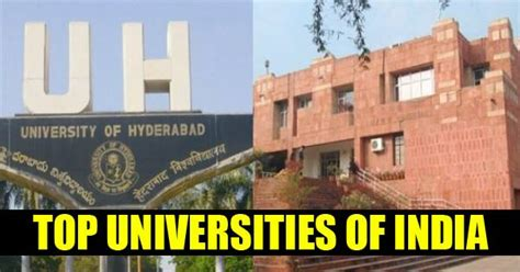 india rankings  list  indias top  universities management engineering colleges