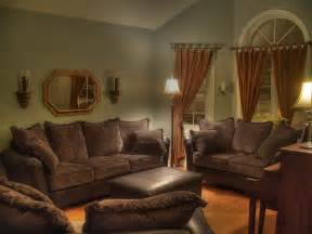 Brown Living Room Decor Best Interior Design House