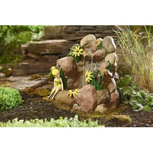 disney tinkerbell outdoor living outdoor decor fountains pumps