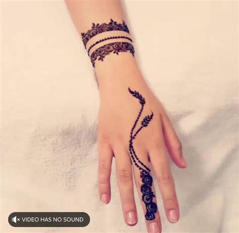 henna tattoo ta 25 b 228 sta hennatatueringar id 233 erna p 229 pinterest