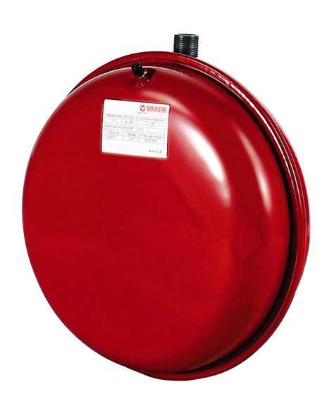 pressione vaso di espansione vaso espansione caldaia come funziona