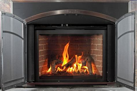 Fireplace Air Conditioner by Gas Fireplace Photos