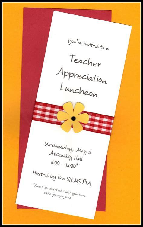 teachers day invitation card templates appreciation mikila carroll not sure who is