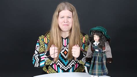 haunted doll buzzfeed i tried to communicate with a haunted doll