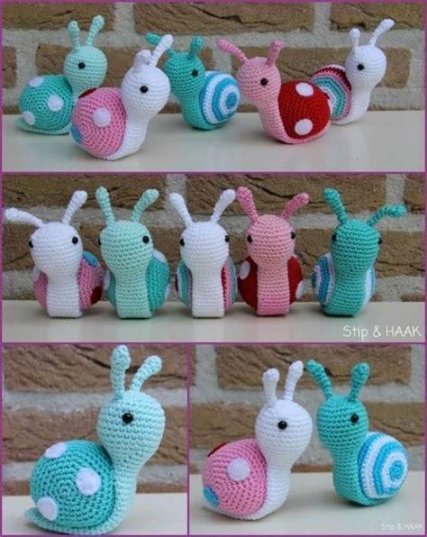 amigurumi snail pattern free diy crochet snail amigurumi free patterns