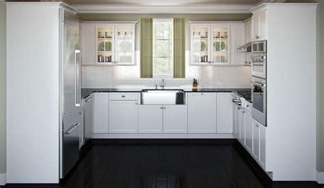 u shape kitchen u shaped kitchen home decorating ideas