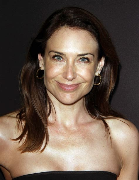 claire forlani at crackle s snatch screening in los