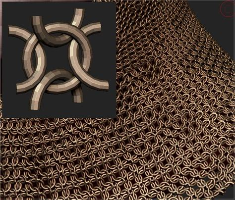 zbrush chainmail tutorial micromesh in zbrush polycount forum tutorial