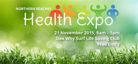 Lu Emergency Powercraft health expo at why surf club on nov 21st why slsc