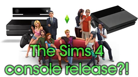 the sims 4 console sims 4 console version release delayed due to technical