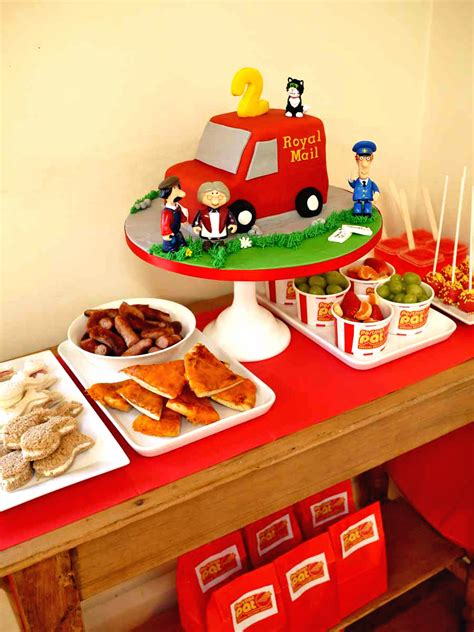 A Postman Pat Party   Taming Twins