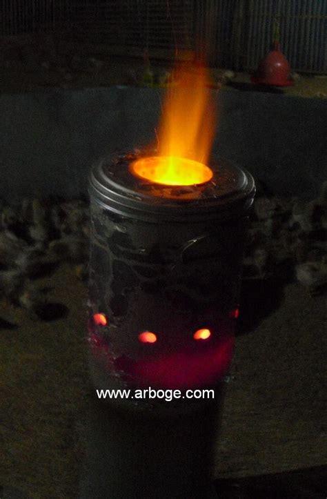 Kompor Gas Bekas kompor inova pemanas anak ayam alternatif yang kreatif