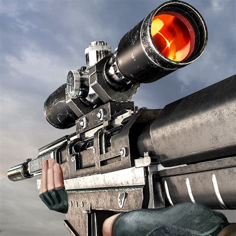 sniper  gun shooter  shooting games fps