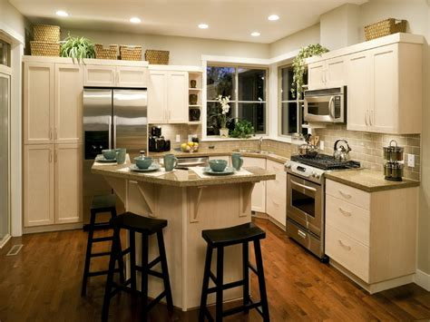Small Kitchen With Island Design Ideas Small Kitchen Island Designs For Small Kitchens On2go
