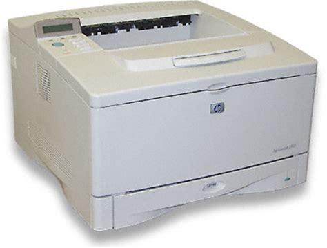 Mesin Printer Hp Laserjet 5100 hp laserjet 5100 printer