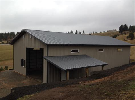 Spokane Garage Builders by Ironwood Structures Llc Construction Company Spokane