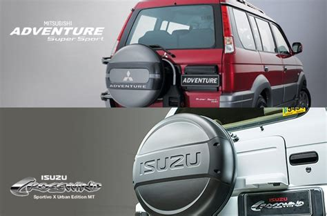 mitsubishi adventure 2017 interior seats car comparo which would you prefer mitsubishi adventure