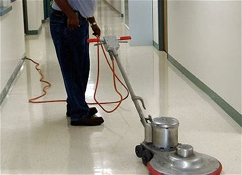 How to Use an Industrial Floor Buffer   Summit Industrial