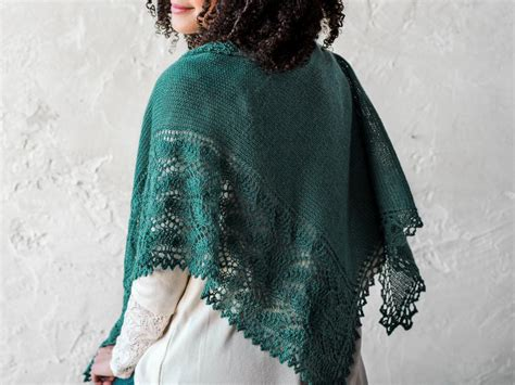how to wear a knitted shawl 7 ways to wear a triangular knit shawl