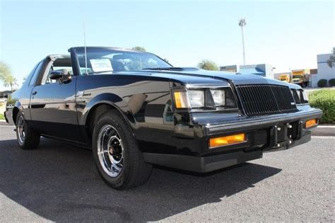 used 1987 buick grand national for sale 1987 buick grand national t top for sale