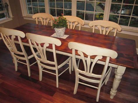 top ten elegant white farmhouse kitchen table and chairs