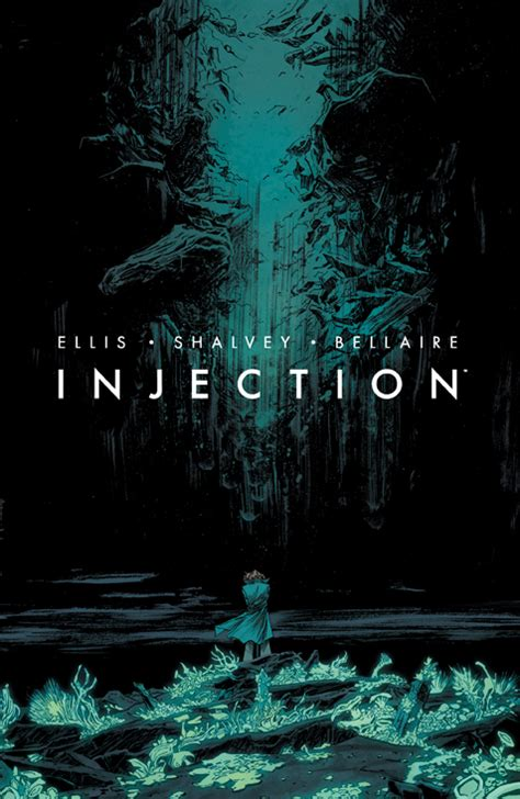 libro injection volume 1 injection injection vol 1 tp releases image comics