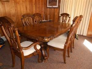 oak dining room sets for sale 2 500 gorgeous aico amini royal oak dining room table amp 6