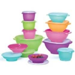 Tupperware Containers and Sealable Freezer Containers