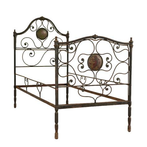 letto singolo in ferro letto singolo in ferro battuto letti e testate