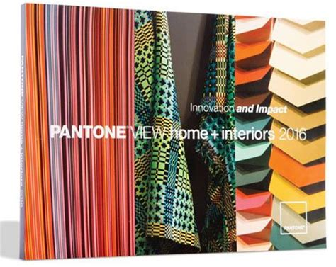 design alert pantone s 2016 interior design color trends