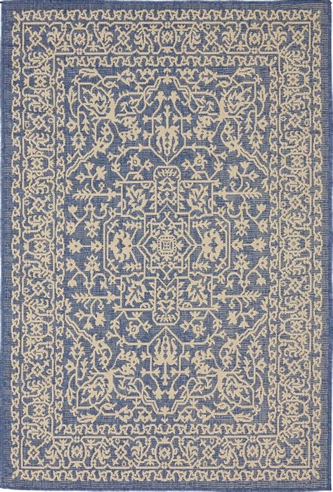 Blue 4 X 6 Outdoor Rug Area Rugs Irugs Uk Outdoor Rug Uk