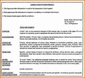 Formal Report Template by 5 Formal Report Template Expense Report