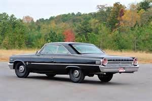 Ford Galaxie Reliving A Thrill Ride In A 1963 R Code 427 Ford Galaxie