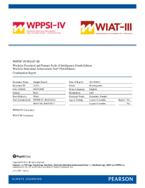 wppsi iv report template search results for 100 chart template calendar 2015