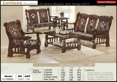 wooden living room furniture malaysia living room