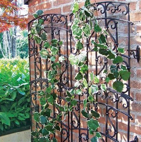 Garten Rankgitter by 3 Blumen Rankhilfe Kunststoff Spalier Blumenspalier Rankgitter Garten Pflanzen Ebay