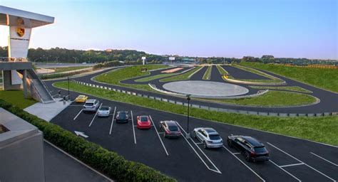 porsche usa headquarters porsche cars north america s new 100 million hq also has