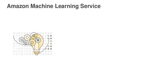 amazon machine learning aws re invent 2016 fraud detection with amazon machine
