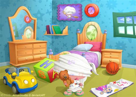 cartoon bedroom room clipart cartoon pencil and in color room clipart
