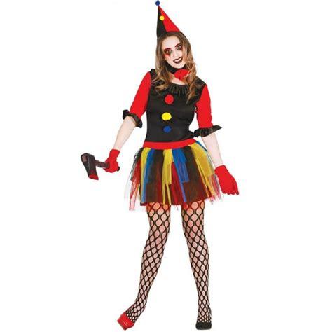 imagenes de halloween disfraz disfraz payasa asesina mujer disfraces halloween en 24h