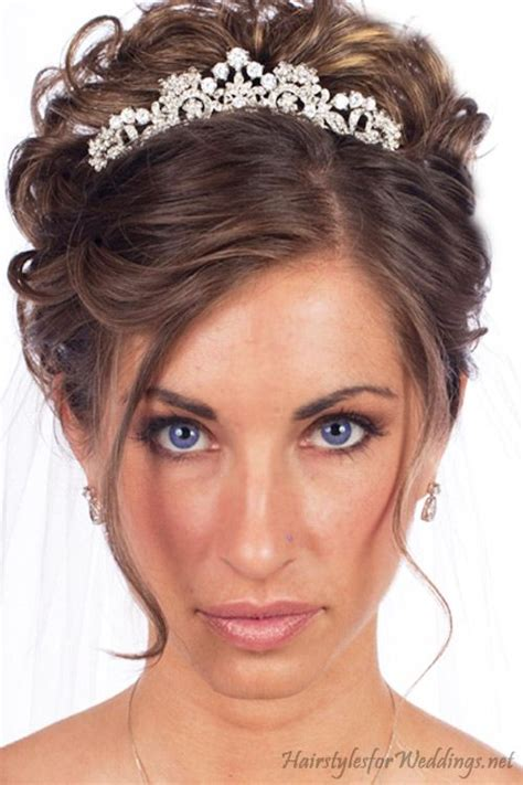 1000 ideas about tiara hairstyles on wedding tiara hair wedding tiara hairstyles