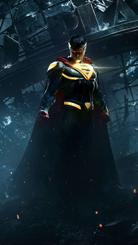 injustice 2 superman wallpapers hd wallpapers id 19595 injustice 2 superman wallpapers hd wallpapers id 19595