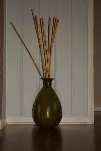 Vase With Sticks Bamboo Sticks In Vase Flickr Photo Sharing