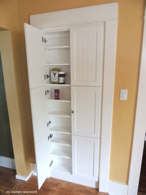 shallow storage cabinet storage designs