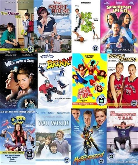 the best disney channel original movies from the 90s hypable disney channel original movies cardigan weather