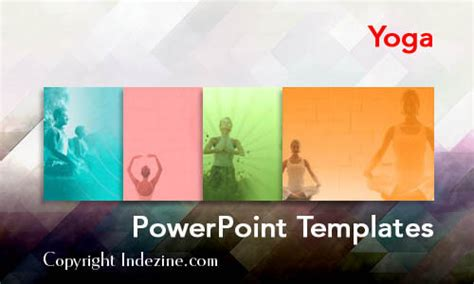 powerpoint templates for yoga yoga powerpoint templates