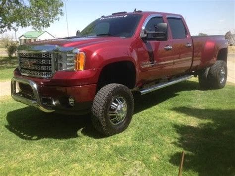 find used 2013 gmc denali 3500 4x4 in hobbs new mexico