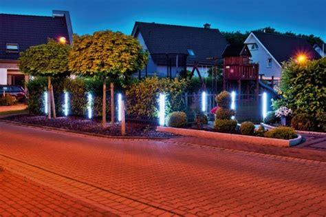 beleuchtung zaunpfosten zubehoer f 252 r den au 223 enbereich - Beleuchtung Zaunpfosten