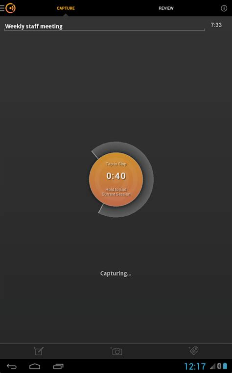 recording app for android cogi notes voice recorder android apps on play